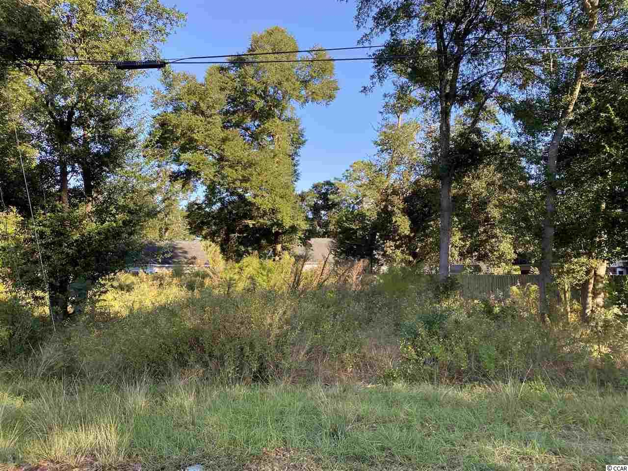 Your dream home is ready to be built in this incredible location near the Little River waterfront. Walk to restaurants, festivals, and watch the beautiful boats pass by. The ICW is a stone's throw away and this 1/4 acre lot is free from restrictions of a HOA!