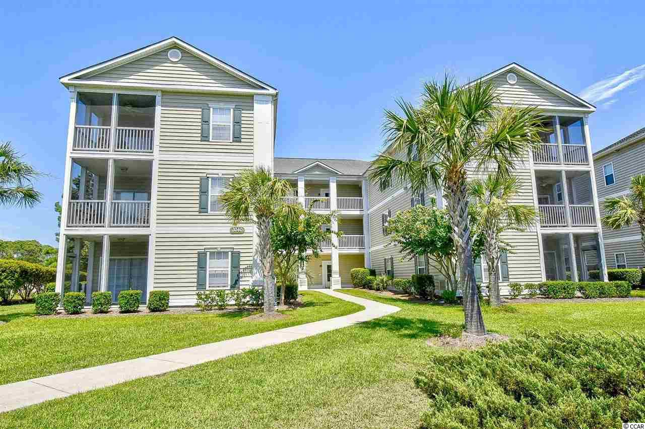 Welcome home to this nicely kept, 2 Bed, 2 Bath, fully furnished Condo! Located in CrossGate at Deerfield, this lovely 2 bedroom floor plan features a screened in balcony, with an open living/dining/kitchen area. The complex features an outside picnic area, spacious pool, and a hot tub! Conveniently located to the beach, Surfside Pier, and it's within 15 minutes of Market Commons and Coastal Grand Mall. You can't find a better location for this price at the beach!