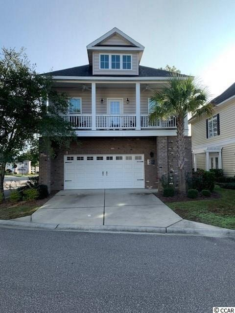 Beautiful raised beach house with a split floor plan and open concept. Located in the highly desirable Prince Creek area of Murrells Inlet. This 3 bedroom 2.5 bathroom property offers hardwood flooring, granite counters, custom cabinetry, and a layout you can't resist. Available are some of the best amenities you could ask for. Pools, tennis, golfing, and community parks. Just minutes from the best restaurants, shops, and bodies of water.