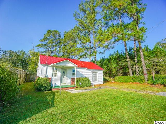 Welcome to this 2 bedroom/1 bath home with no HOA located minutes away from historic downtown Conway. This home is located in a quiet area of McCroy Bland. This home sits on a nice size lot with detached storage in the backyard. This is a perfect starter home located in a very convenient location.