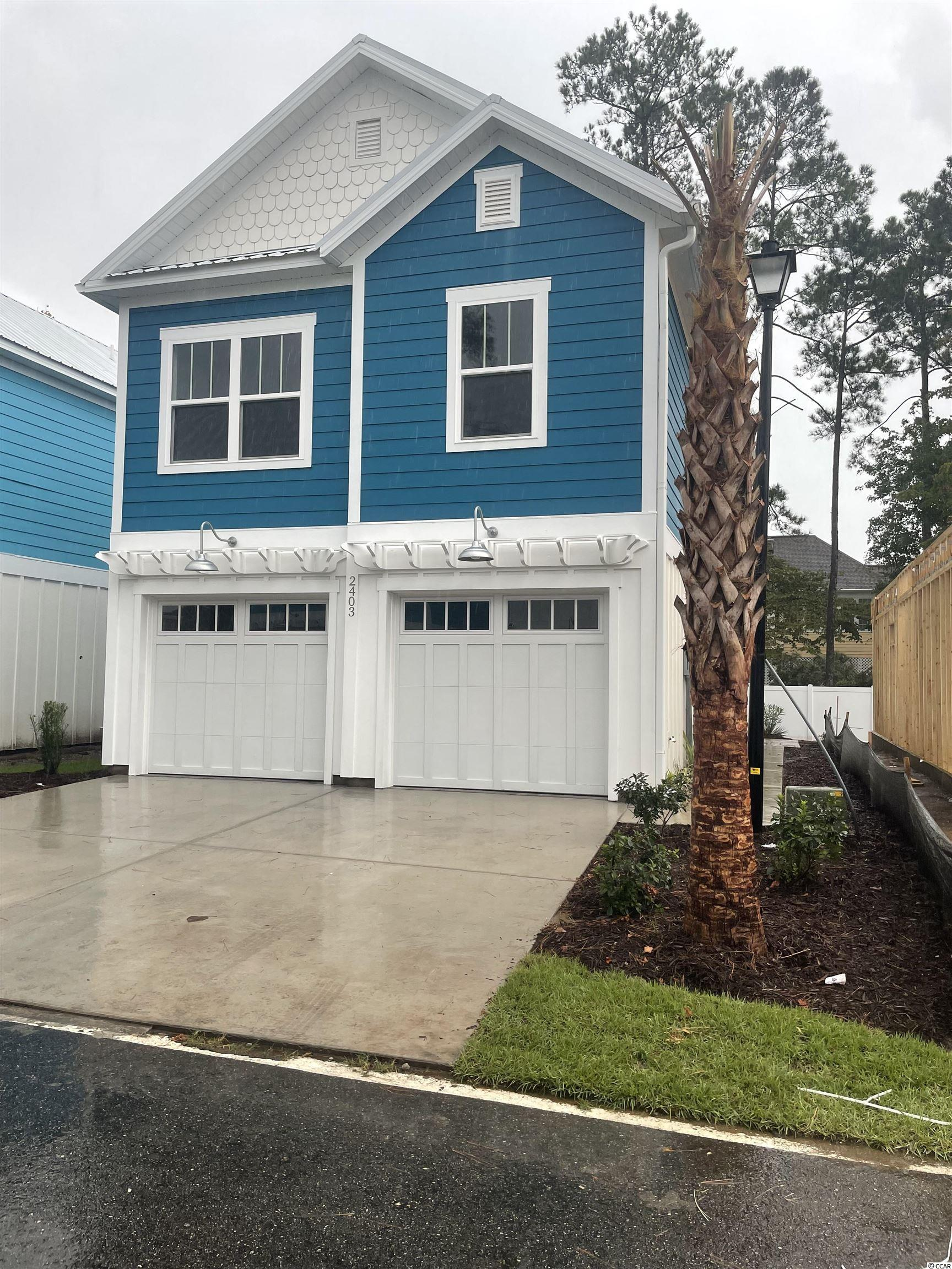 East of 17 Business and neighborhood views of the Ocean! This particular lot will be offering the Pelican Sea floor plan. This beachcottage style plan offers a 1st floor master with a master tile shower and walk in closet. The 1st floor will also have den/study with a halfbath. Upgrades that are included are; LVT flooring throughout, granite, stainless steel appliances, and a custom trim package ! Whenyou walk through our model you will see the quality build from the custom doors to the custom cabinets ! This home also comes standardwith an outdoor shower for a quick rinse from the beach. Location Location Location, These homes are situated minutes from MarketCommon, Myrtle Beach Airport, Shopping and entertainment. And of course a few blocks from the ocean!