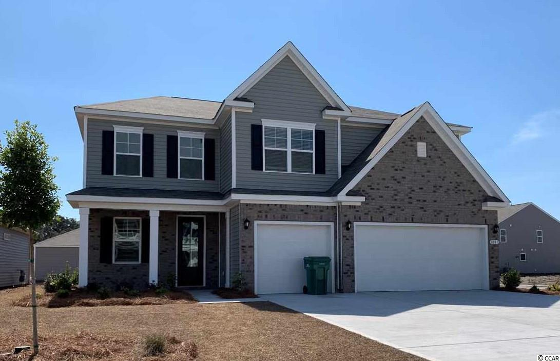 Unique floorplan with plenty of space to spread out and a standard 3-car garage! This home will feature an inviting front porch plus a rear screen porch. Huge gourmet kitchen with granite countertops, stainless Whirlpool appliances, walk-in pantry, and white painted cabinets. Expansive family room along with a formal dining room and formal living room! The primary bedroom suite is on the second floor with a tray ceiling and en suite bath with 5 ft. shower, separate vanities, and two linen closets. There are three more bedrooms and two full bathrooms on the second floor, with two bedrooms sharing a jack-and-jill bath. The loft space adds another versatile space to this home! It gets better- this is America's Smart Home! Control the thermostat, front door light and lock, and video doorbell from your smartphone or with voice commands to Alexa. *Photos are of a similar Westerly home. (Home and community information, including pricing, included features, terms, availability and amenities, are subject to change prior to sale at any time without notice or obligation.  Square footages are approximate.  Pictures, photographs, colors, features, and sizes are for illustration purposes only and will vary from the homes as built.  Equal housing opportunity builder.)