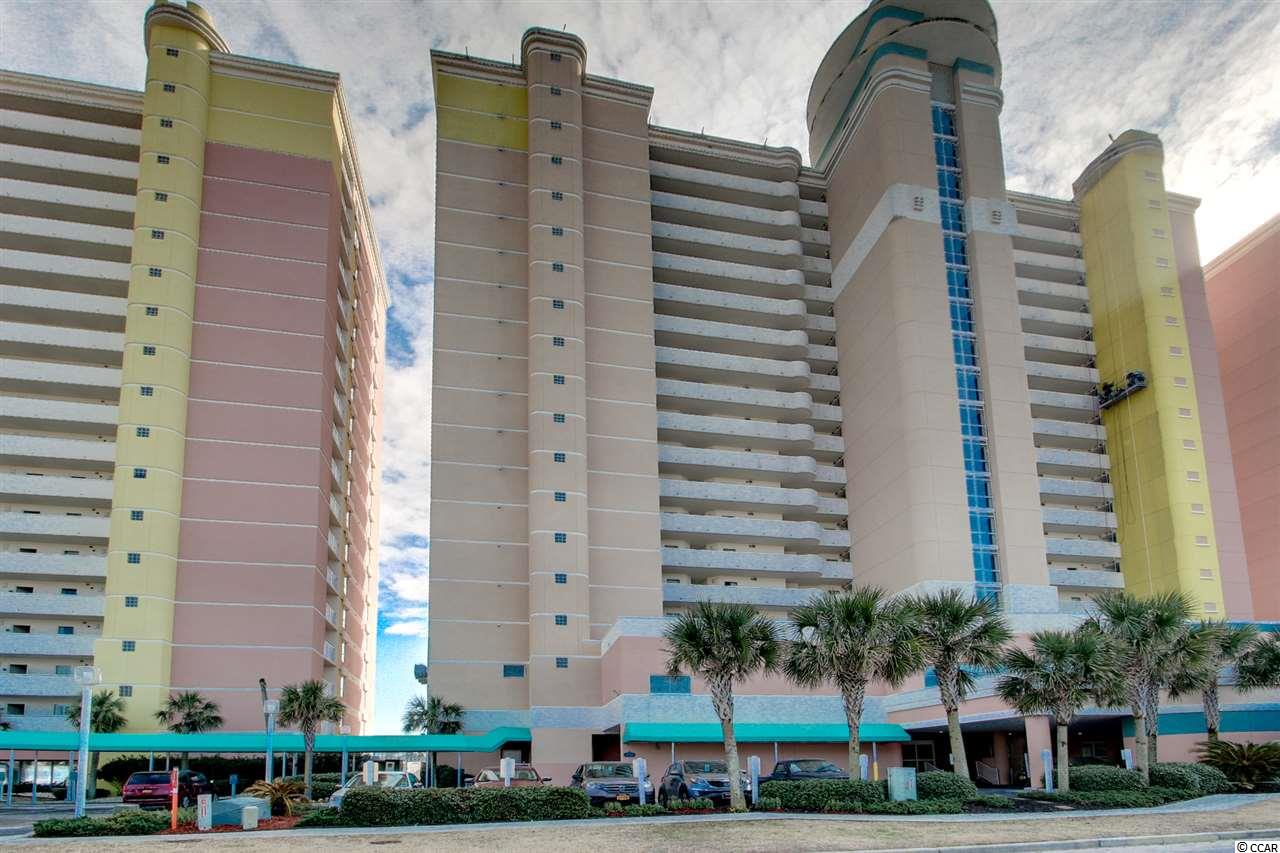 Bay Watch Center Tower beautiful 3BR/3BA Oceanfront condo!  6th floor location with great beach & ocean views!  This condo is in excellent condition,  nicely decorated and has many upgrades.  This resort offers some of the best amenities on the Grand Strand!