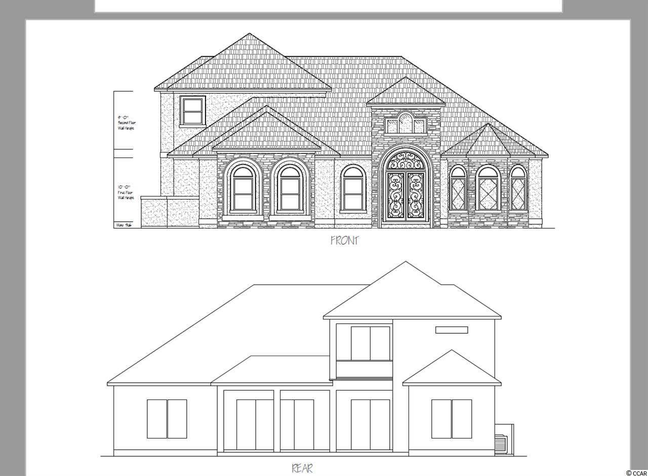 To Be Built Home by one of the areas best custom home builders in Horry County! 1/3 acre lot ON THE WATERWAY in The Bluffs!! Don't miss the opportunity to own Lot 48 located in this prestigious gated subdivision! This lovely lot has gorgeous neighboring homes on each side and so much potential to play with. The Bluffs is a well established neighborhood in the Carolina Forest area just minutes from the beach, shopping, dining, schools, and entertainment. You and your guests will never be bored with the endless amenities this Intracoastal Waterway Community has to offer! Amenities include an outdoor pool with clubhouse, tennis courts, children's play area, access to a boat launch, a day dock, and a second clubhouse overlooking the waterway. Stop by today to view this perfect waterway lot and build the home that you and your family have always dreamed of!!