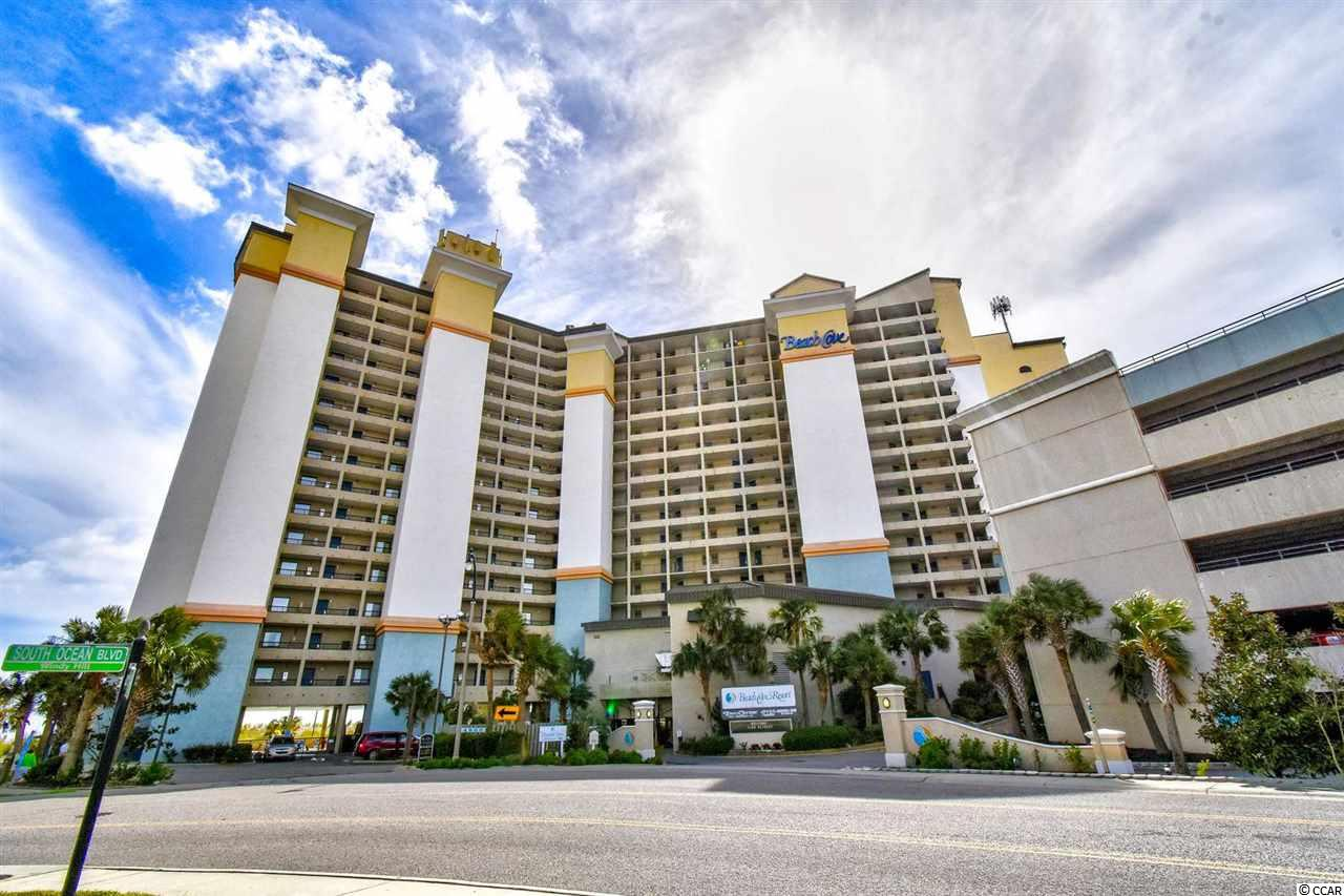 Welcome home to your new beautiful, direct oceanfront 1 bed, 1 bath home! This 7th floor, furnished unit has a lot to offer. Located at The Beach Cove in North Myrtle Beach, you get amazing views within this tropical setting. The Beach Cove features spectacular indoor and outdoor amenities; The Grab-N-Go Grill and Coffee bar, an arcade, multiple pools, hot tubs, and a very relaxing lazy river. Located right on the beach, you are also nearby Barefoot Landing, House of Blues, Duplin Winery, shopping, restaurants, and entertainment for all ages.