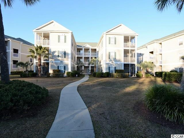 Rare corner unit with a screened-in back porch on the 3rd floor in Cross Gate at Deerfield. Recently renovated bathroom, floors, new hot water heater new roof in 2019 & fresh paint. Located right in the heart of Surfside Beach and only a 2-minute drive to everything it has to offer. Myrtle Beach is also only a short drive away, so it's a no-brainer, the lifestyle you have been dreaming of is right here waiting for you so call today to schedule a showing and/or make an offer. You can also watch the virtual tour then request more info. We'll see ya soon!! All square footage is approximate and not guaranteed. The buyer is responsible for verification.