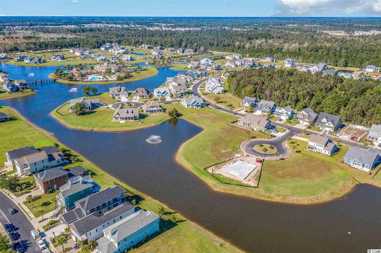 New construction opportunity in highly desired gated community off of the Intracoastal Waterway. This is a unique cul-de-sac lot with water view and fountain.  Bring your boat too! Waterway Palms Plantation offers boat ramp and boat storage included with HOA.  Huge luxury style amenity and event center with beautiful pools, tennis courts and to many other features to list. You need to see in person to appreciate! No Rush to build.  Buy at todays price and build when your ready!