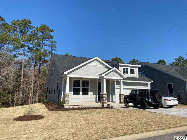 There are very limited opportunities left to own a new home in Champions Village! This is a beautiful Sawgrass floor plan that is on a nice wooded lot. Stop by our model home and see what is still available before it is too late!