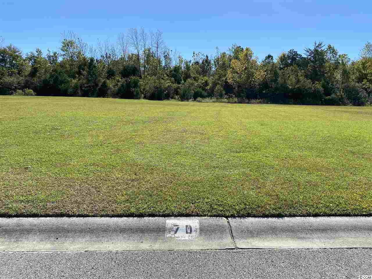 If you have been dreaming of building a home in an Intracoastal Waterway community, dream no more.  Palmetto Harbor is situated in the heart of North Myrtle Beach along the ICW and is a small development with only 74 possible homes.  This is one of only 2 lots currently available with this one being larger and lower priced with an ICW view and backs up to the end of large pond with a fountain.  Lot is irregular in shape with dimensions of 60x170x34x56x15x123.  Bring your builder and design that perfect home suited to your tastes.  The development is located close to everything such as shopping, dining, fishing, boating and the beach is less than 2 miles away (and you can golf cart there if you would like).  Lot is already cleared.  Take a ride by today and give me a call and let's get it under contract before someone else steals this lot!