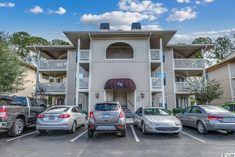 Fantastic opportunity to own this 1 bedroom, 2 full bath condo located in the highly desirable complex of Cypress Bay!  This condo has an open floor plan with plenty of room in the kitchen and living room.  The kitchen countertops and flooring has just been replaced.  This condo comes complete with 2 full bathrooms with new vanities making this condo have plenty of room.  The master bedroom has it's own private access to the back balcony which gives you an abundance of privacy.  You have extra space with closets and a storage unit right outside of your front door.  Located directly across from the tennis court, swimming pool, and hot tub giving you easy access! Cypress Bay is located in the quaint fishing town of Little River which gives you a short drive to the ICW for the boating enthusiasts, waterfront dining and casino boats. You are just minutes from all that North Myrtle Beach has to offer including sandy beaches, shopping, restaurants, Main St., and OD Shag.
