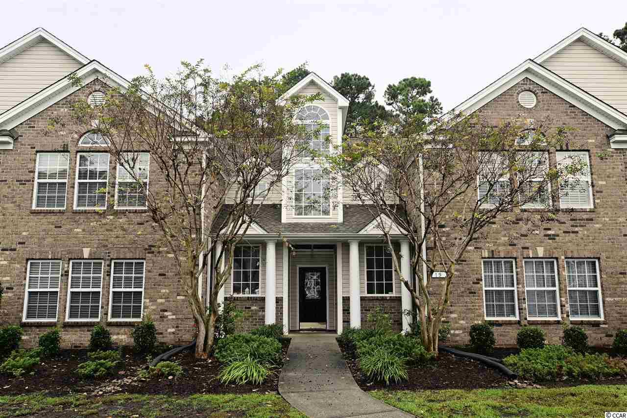 Spacious, Spotless, Bright & Open! This 1st floor, one-level home in desirable Winchester of Wachesaw Plantation East is turn key and better than new!  Freshly neutral-painted walls and trim + upgrades galore make this home sparkle. Kitchen is complete with new stainless steel appliances, new granite countertops, backsplash & cabinets w/ pull-outs, new lighting fixtures, breakfast bar and a walk in pantry!  Spacious living room with pretty French door leads out to your private, screened porch with porcelain tiled floor and paver walkway.  Generous master bedroom has two walk-in closets, linen closet & ceiling fan. Loads of natural light stream into the master bath with double vanity, tiled floor, new fixtures, garden soaking tub, step-in glass shower and separate w/c. Find a full bath, two additional bedrooms and laundry room off the hallway. Newer Trane HVAC & New (2020)Water Heater.   Winchester residents enjoy all the amenities of the community: two pools, tennis courts, fitness center, walking/ fitness trails throughout. Golf packages available at the award winning golf course, Wachesaw Plantation East. This gated community offers the security of 24-7 uniformed guard. Talk about LOCATION: Marina & public boat launch on Intercoastal waterway are 1 mi. west, one mile east to the famous Murrells Inlet Marshwalk. Hospital, Restaurants, shopping, Brookgreen Gardens and Huntington State Park with areas' most pristine beaches on the Atlantic... all within easy reach. Fall in love with your new, Inlet way of Life !