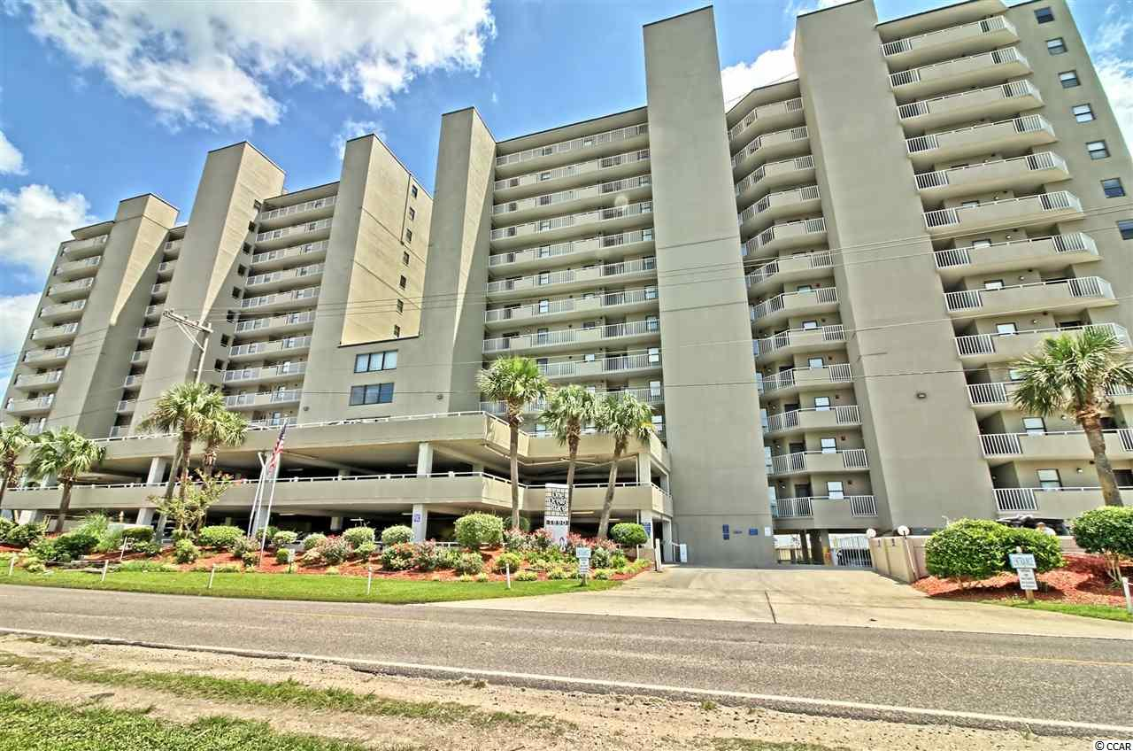 Magnificent views of the coastline and the ocean from this hard to find inside corner unit on the very desirable 8th floor in Garden City's premiere oceanfront complex!! Plenty of parking and amenities make this a great investment, whether a rental or for family use. Private owner's only lounge and exercise room w/ sauna. This property also features 2 pools, 2 spas, covered parking, and security. Beautifully decorated and furnished this condo is ready for you to move right in! Great rental history! Call today for your private showing!