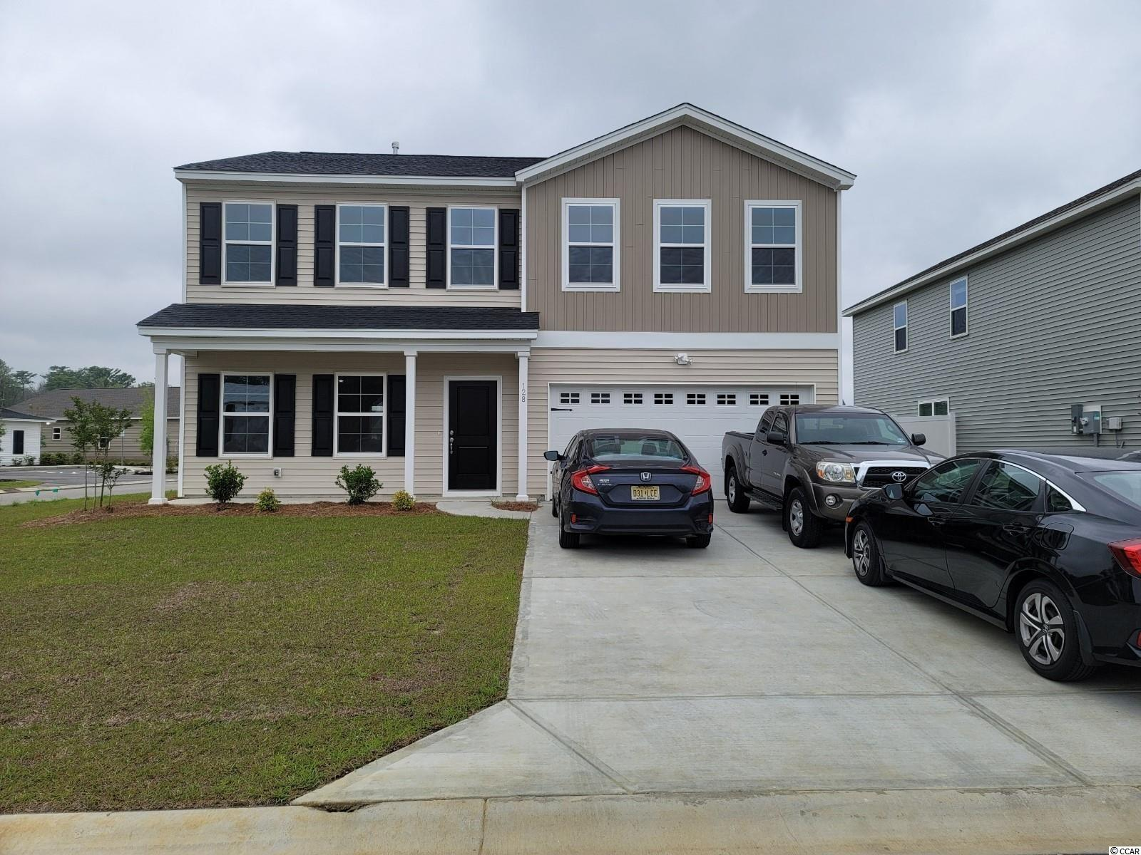 New Community with Pool!! Sugarloaf Now Selling Phase 1!! This McDowell plan is under construction, to be completed in March 2021. With 2,237 Htd SF, this 2-story home has 5 bedrooms, 3 baths, plus a loft! Plenty of space for everyone! Tankless Gas Hot Water, Gas Heat, and Gas Range/Oven, Stainless Steel appliances, Granite in Kitchen, Wood-look plank waterproof flooring, crown molding, Covered patio with fan, and more! Photo shows a similar McDowell plan. All measurements are considered accurate but not guaranteed, buyer to verify. Your buyers will have Peace of Mind with Mungo Homes Nationally Recognized Customer Service Care!