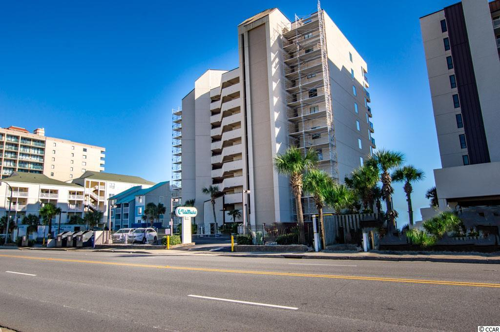 Ocean Front, Ocean Front, Ocean Front – This adorable condo is direct ocean front with awesome views of the ocean blue!   Very Spacious one bedroom, one bath with laundry! This 3rd Floor unit has views of the beautiful beach and ocean!  The unit is like new and this owner never rented it!  New furniture and upgrades throughout!  The balcony size and views alone will sell this unit for sure!  The unit is like an end unit with extra window in the living area, the balcony overlooks the lovely community pool, and the balcony is open on two sides!  These features make is seem bigger and the views are spectacular!  I really can talk enough about it!  This unit is in Tidemaster at Ocean Drive, North Myrtle Beach SC.  Easy walk to main street for all the festivals, and seasonal amusement park.  Here you will also find restaurants, local shops and entertainment.   If you are looking for a second home with beach view or investment property with rentals galore!  You have found it!  This unit is adorable and comes furnished… All you need is your swimsuit!  Tidewater is an established HOA that has lovely pool and spa area with paver deck , two elevators which is a plus in the summer!  Extra parking across the street! So, this awesome gem will not last long!  It Is one of a kind! Call today to see it in person – FYI- the building is getting a facelift – so excuse the construction for the moment – the building will look like new when it is finished! North Myrtle Beach has so much to offer and still a quaint little town – we have shopping, restaurants galore, festivals, many parks all in near this place, close to Myrtle Beach night life and shows –
