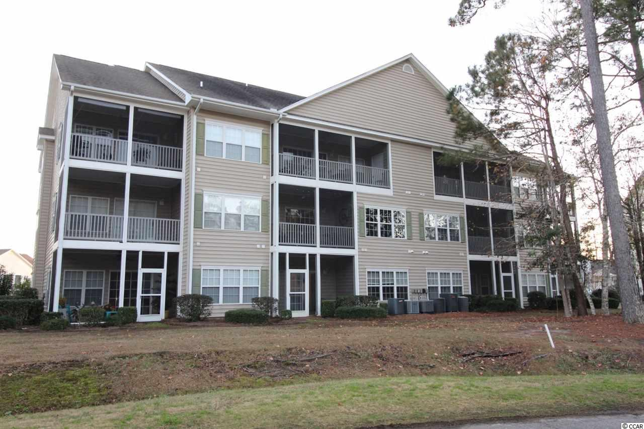 This 3BR/2BA ground floor condominium features golf course views from the screened in back porch. Located in the Marcliffe community at Blackmoor Golf Resort, this unit features an open floorplan & it is being sold furnished. HOA Amenities include community pool, trash pickup, water& sewer and basic cable. This condo is ideal for investors who want to capitalize on established rental income, the property is currently tenant occupied and the buyer must honor the terms of the current lease and rental management agreements. Conveniently located close to retail, Waccamaw Hospital, the Murrells Inlet Marshwalk and all the attractions that the Grand Strand has to offer.