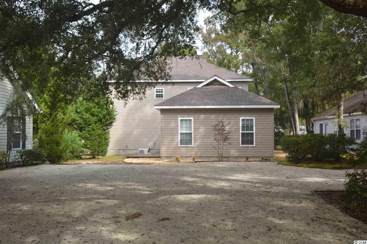 Outstanding Rental Properties!! East Side of 17 in the Heart of Pawleys Island.  A total of 7 Two Bedroom/Two Bath Units, One Single Family Home and 1 One Bedroom/One Bath Unit.  Three of the Duplexes have identical floorplans.