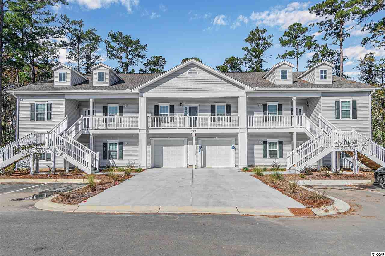 Beautiful first floor condo located in a quiet cul-de-sac in Murrells Inlet. Privacy & safety come to mind first when you see this gem tucked away & against the woodline in the beautiful Blackmoor community. Unit includes garage for parking, plus 2 additional parking spaces outfront. Call today for more information or to schedule a showing!