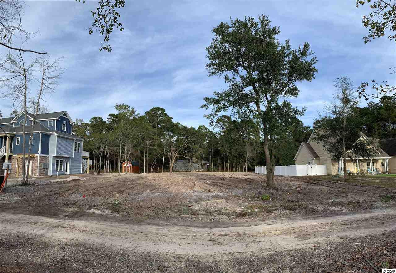 Don't miss one of a kind opportunity to own this nice cleared and ready to be build on lot located only few minutes from Intracoastal Waterway, Waccamaw River, Little River Inlet and everything North Myrtle Beach has to offer! Almost half acer lot creates a large building site for your dream home ! Many custom homes are being build in this quiet neighborhood with NO HOA! Only 6 miles to Cherry Grove Beach and Atlantic Ocean! Enjoy famous Little River Blue Crab Festival, The River Shrimp Festival and plenty of entertainment choices , restaurants and shops!