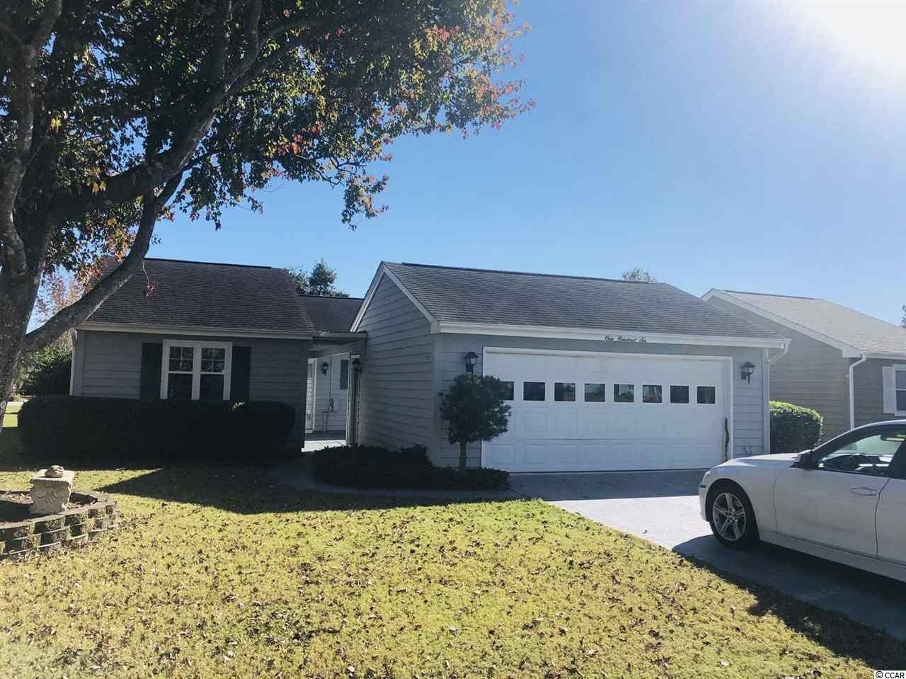 Check out this 3 bedroom, corner house in the centrally located neighborhood of Island Green in the best school district in Myrtle Beach. This very well maintained 3 bedroom house features a 2 car garage, a private courtyard. Currently best value in the community. Located in the conveniently located community in Myrtle Beach minutes away from Myrtle Beach and Murrells Inlet Beaches. Very easy to show. Don't miss your chance to schedule your private showing.