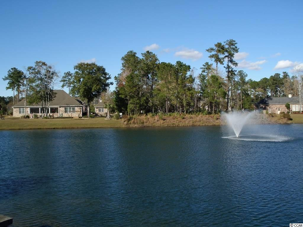 Lake front, lightly wooded lot boasts peaceful location within the beautiful Creek Harbour neighborhood of Prince Creek. Home site offers exceptional building area on 0.67 acres. Custom homes throughout neighborhood. Gated community provides clubhouse with swimming pool, boat storage, and boat launch with day dock on Collins Creek, a tributary of the Waccamaw River. Easy drive to many award-winning golf courses and to some of the finest beaches on the east coast. Convenient to medical facilities, schools, shops and restaurants. Easy commute to Myrtle Beach or Charleston.