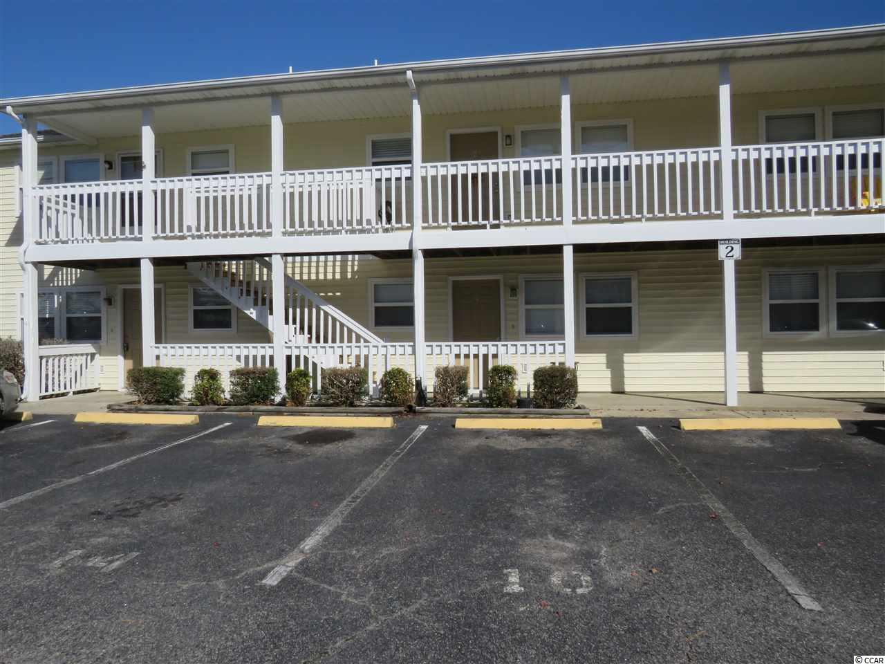 This cute, 1st floor, 2 bedroom 1 1/2 bath condo is now waiting to be called home! End unit with open concept living. Close to the pool, playground and BBQ area. Mallard Creek is convenient to schools, hospitals, shopping and much more! Just moments away from the beautiful beach and the Marina! Recent updates include new vinyl plank floors, fresh paint, and A/C unit. Don't miss out on this opportunity, call Today!  All measurements and square footage are approximate and not guaranteed. Buyer is responsible for verification.