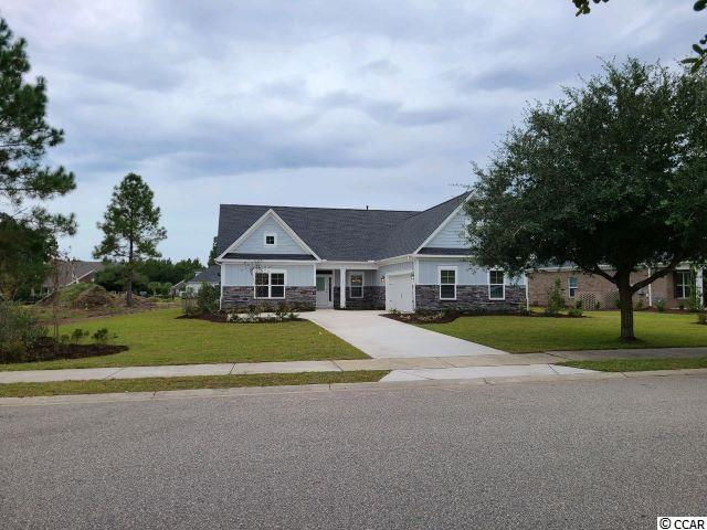 Wild Wing Plantation offers 2 Golf Courses, Clubhouse, 3 Pools, Splash Zone and Water Slide, Kid's Playground, Picnic Area, Fitness Room, Lighted Tennis Courts, Basketball Court, 180 Acres of Freshwater Lakes, Private Community Day Docks with Boat Ramp and Parking, and On-site Boat and RV Storage. This to be built home is the Marsh Bay A Model.