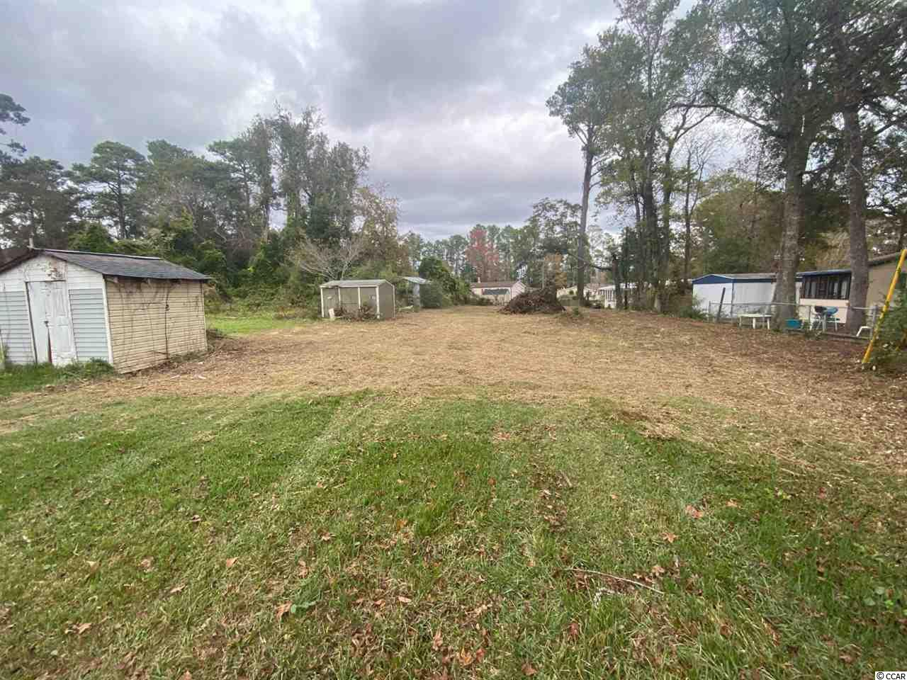 Versatile .17 acre lot, in the heart of Myrtle Beach. Wonderful space for a multi family duplex, raised beach home, or even modular home. Less than 1 Mile to the ocean!