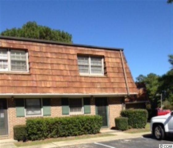 COMPLETELY RENOVATED UNIT JUST A FEW YEARS AGO, AND STILL LOOKS GREAT.  NEWER CARPET, LAMINATE WOOD FLOORING IN GREAT ROOM, GRANITE COUNTERTOPS IN KITCHEN, ALL WET AREAS FEATURE CERAMIC TILE FLOORING, NEWER APPLIANCES, BEAUTIFUL PADDLE FANS AND LIGHTING THROUGHOUT. NICELY POSITIONED IN COMMUNITY.  WALK TO CLASS AT CCU. END UNIT.  A MUST SEE. SELLERS MOTIVATED BRING US AN OFFER. GREAT FOR INVESTOR BUYER BECAUSE OF TENANT ALREADY IN PLACE AT CLOSING FOR THEM TO ENJOY.