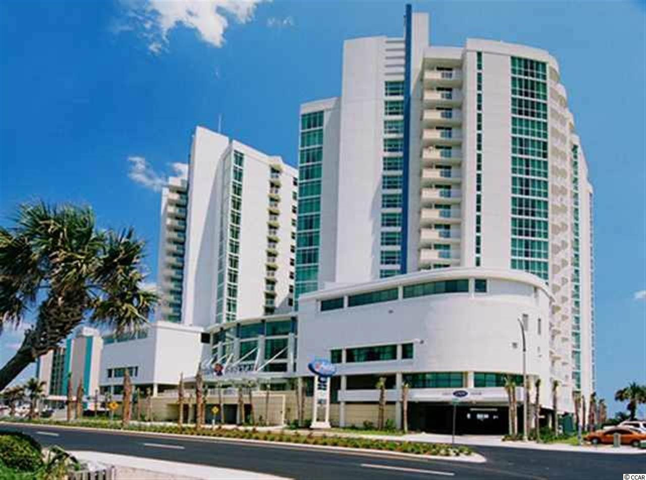 Looking for a 1BA/1BA OCEANFRONT condo at the Avista Resort in North Myrtle Beach with walking distance to Main Street shops and dinning. This unit features many upgrades and new HVAC unit that was installed in June 2017. Avista Resort has all the amenities you could ask for in a resort such as indoor and outdoor lazy rivers, pools, hot tubs and a state of the art fitness room. HOA includes all utilities, insurance (building and H06) the only thing not includes is your taxes. Call for a showing today.