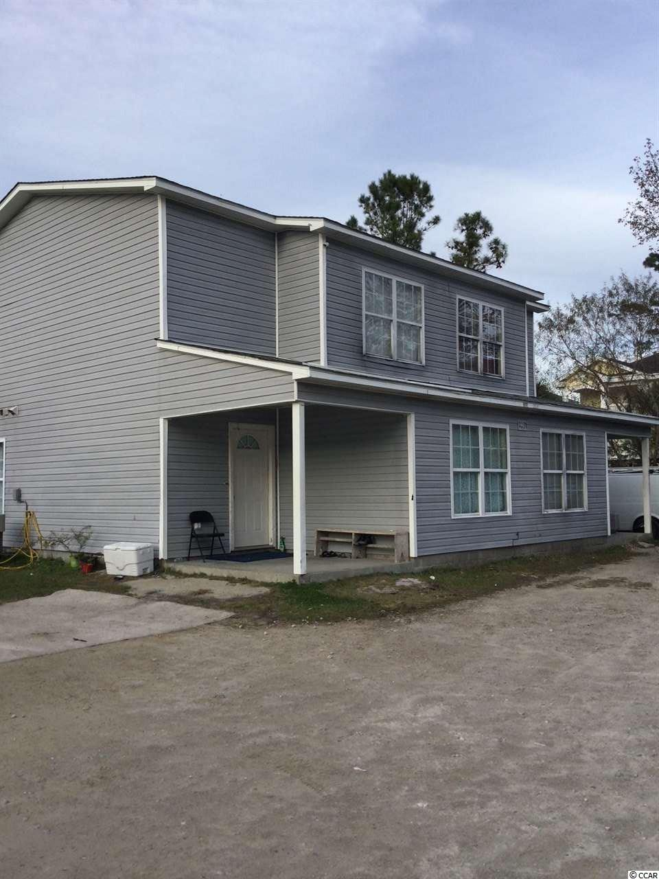 Medium income neighborhood with many duplexes and a dead-end, paved street eliminating heavy traffic flow.  Accesses by school buses.  Close to Village of Little River and waterfront.  County Fire/Rescue Station less than 1 mile.  Beach within 4 miles.