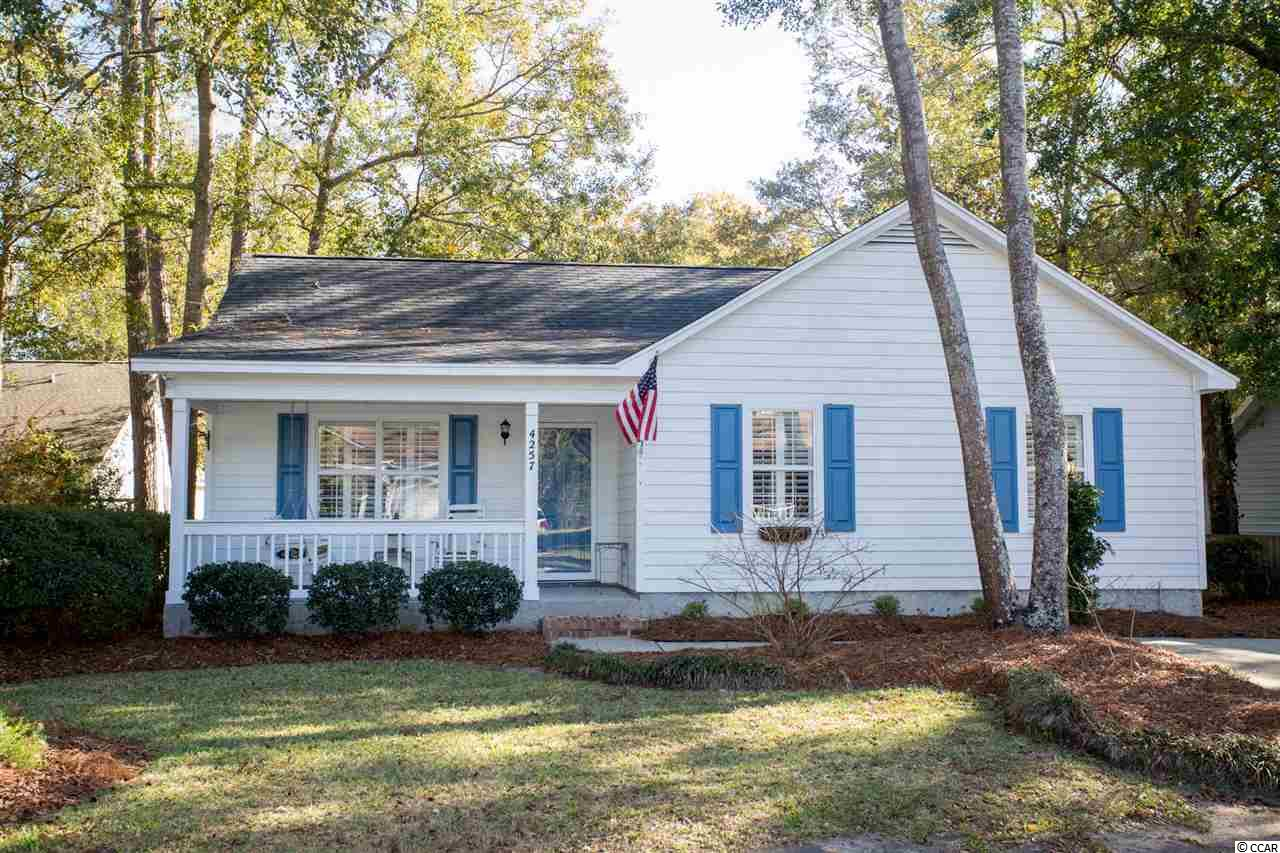 3BR, 2BA home in perfect location to experience everything Murrells Inlet has to offer.  Only one block to Murrells Inlet Marshwalk, fishing and many fine restaurants, bars and fish markets.  All on one level and close to Post Office, Tidelands Hospital, medical offices, the beach and shopping.  Very low HOA fee.  As long as it is covered, you can park your boat in the driveway.  Owner allowed pets, motorcycles and golf carts.  There is always something to do in this fantastic location.  Home features hardwood and tile floors, fully equipped kitchen and is clean as can be.  See today!!