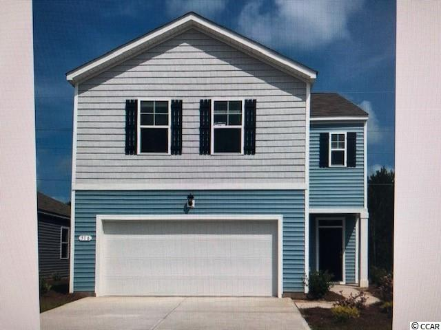 "Oak Arbor is a brand new natural gas community conveniently located off of Highway 707 in Murrells Inlet close to shopping, schools, and the famous Murrells Inlet Marsh Walk. Our Popular Elston plan features a gourmet kitchen that opens to a large living room, dining room combination. Imagine spending the holidays with plenty of room for everyone! Sliding glass doors off the great room lead to the rear covered porch creating a seamless transition from indoor to outdoor living. Granite in the kitchen, 36"" white painted cabinetry, and laminate wood flooring throughout the whole first floor. The spacious primary bedroom is a tranquil retreat with its own spacious bathroom and walk-in closet. All additional bedrooms are a generous size and the laundry room is conveniently located upstairs, as well. Tankless gas water heater and a 2-car garage with garage door opener also included. It gets better- this is America's Smart Home! Ask an agent today about our industry leading smart home technology package that is included in each of our new homes.   *Photos are of a similar Elston home. (Home and community information, including pricing, included features, terms, availability and amenities, are subject to change prior to sale at any time without notice or obligation. Square footages are approximate. Pictures, photographs, colors, features, and sizes are for illustration purposes only and will vary from the homes as built. Equal housing opportunity builder.)"