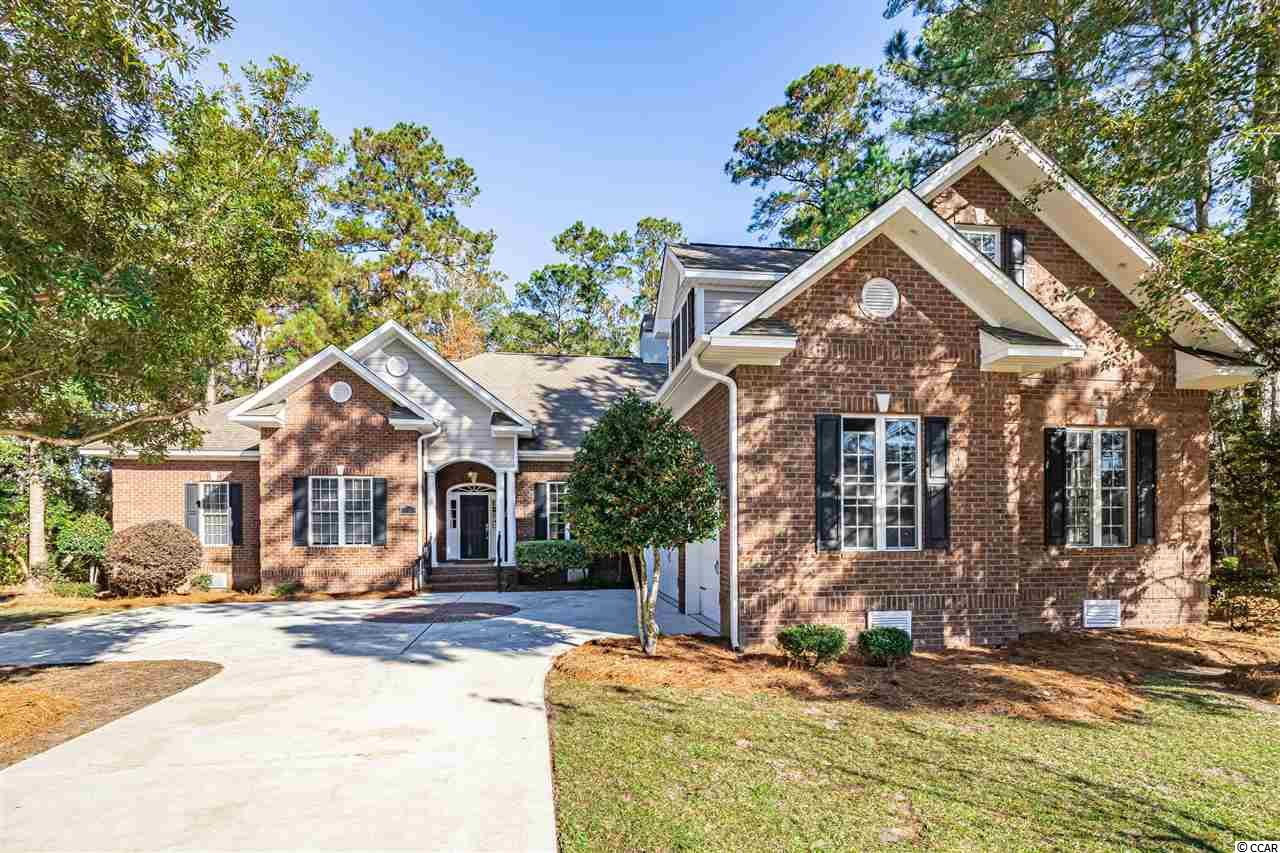 Welcome home! This home is located in the very sought-after Collins Creek Landing Neighborhood, located in the prestigious Prince Creek area of Murrells Inlet, South Carolina. Collins Creek Landing is a gated community tucked away from the hustle and bustle of beach traffic, yet close to the shopping and dining on the Murrells Inlet Marshwalk.  Imagine waking up every morning grabbing a coffee and looking out of your sunlit-breakfast room, seeing your beautifully maintained yard and enjoying the peacefulness this property has to offer.  Sounds amazing right? You can have that bliss with this move in ready, freshly painted 3 or 4 bedroom, 3.3 bathroom home.  Retire after the end of your long day with a glass of wine and take a dip in the master suite jacuzzi tub.  This first-floor master suite has a large walk-in closet, seating area, jacuzzi tub, standing tile shower and double vanities made for easy living.   Two downstairs bedrooms feature separate vanities and toilets with a shared bathtub shower combo.  The kitchen has abundance of storage space, natural light, solid surface countertops, with beautiful appliances, plus an additional seating area.  Utilize the upper room above the garage as the fourth bedroom or a family room with its attached full bathroom.   Need an office or a formal dining room?  This home has it! As well as an attached 3 car garage.  With a neighborhood pool, club house, playground, soccer area, basketball court, baseball training area, boat landing, boat storage and walking trails this neighborhood has it all! Seller is a licensed SC real estate broker.