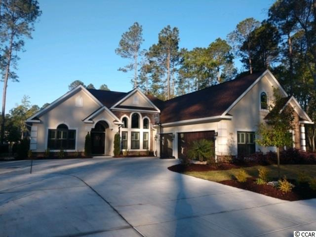 """Exceptional CUSTOM BUILT 3BR / 3BA ranch (built in 2017) on a quiet street in the popular CYPRESS RIVER SUBDIVISION on the Intercoastal Waterway in Horry County on the outskirts of Myrtle Beach. Come enjoy the outstanding amenities of this neighborhood that include: clubhouse; two pools; tennis court; basketball court; kids playground; sidewalks for walking; and boat landing on the ICW river! This home features NUDURA ICF (Insulated Concrete Wall System) construction on the exterior walls  (withstanding 250 mph winds) that provide 50-70% better energy performance and cuts your home insurance by over 50%! Also has insulated interior walls, solid core doors, and 'thermal ply' roof decking. Custom trim adorns the home throughout! Enjoy the gourmet kitchen w 12.5x4.5 granite island, stainless steel appliances, solid wood cabinets w 'soft close' drawers, and pantry w custom shelving. This home has an OPEN FLOOR PLAN for easy entertaining, but split bedrooms for privacy. Enjoy the nice Carolina Room with EASY BREEZY window system and remote retractable sunshade. The brand new outdoor saltwater pool w stone waterfall and LED laminar jets that can be heated or cooled is a haven for family and friends, and has a nice patio inside the enclosed fenced back yard. The 15 SEER 'variable speed' HVAC unit has 3 zones, making the home one of the most efficient in the area. Just in case a storm does arise, there is a electrical interlock on the main panel box for hooking up a Generator instead of power outage. Owner just installed gutter guards also. Above the 3-car garage is the 4th bedroom (huge flex room) w walk-in closet and full bath... but could be any type room needed! Perfect for the """"Man Cave"""". Single level living at its finest. Make sure to come see this home, and see what the future of home building has to offer. SAFETY, EFFICIENCY, COMFORT, and CONVENIENCE. In the St. James school district, and not far from beaches, golf, restaurants and shopping."""