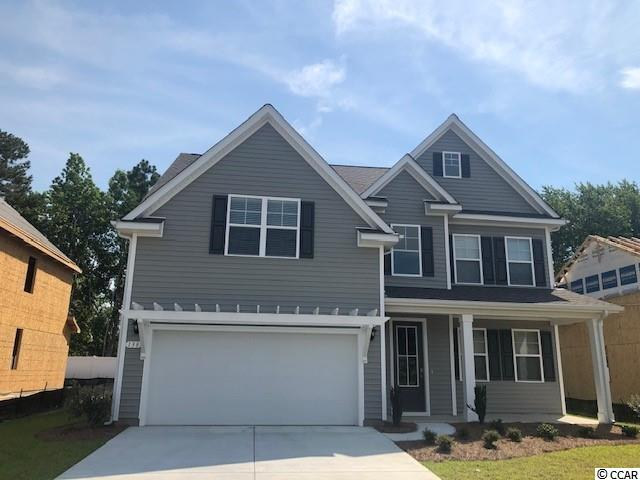 New phase now selling! Hidden Brooke is a beautiful community with an amenity that includes a pool with large deck area, clubhouse, and exercise room. Minutes away from Highway 31 which provides quick and easy access to all of the Grand Strand's offerings: dining, entertainment, shopping, and golf! Tranquil setting just a short drive to the beach. Our Forrester plan is a well appointed two story home with a picturesque front porch, formal dining area, and a huge kitchen island! A bedroom and full bath on the first floor are perfect for visiting guests while the grand primary bedroom suite, two additional bedrooms, the laundry room, and a large bonus room over the garage are upstairs. This home will also feature a spacious rear screen porch adding great outdoor living space. Ask an agent today about our industry leading smart home technology package that is included in each new home!  *Photos are of a similar Forrester home.  (Home and community information, including pricing, included features, terms, availability and amenities, are subject to change prior to sale at any time without notice or obligation. Square footages are approximate. Pictures, photographs, colors, features, and sizes are for illustration purposes only and will vary from the homes as built. Equal housing opportunity builder.)