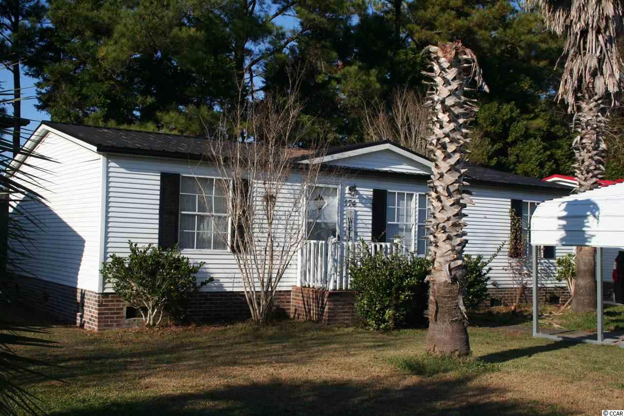 What more could you ask for in a 55+ community?  This charming 3 bedroom 2 bath home has been completely remodeled with new metal roof, new vinyl flooring in the common areas, new carpet in the bedrooms, solid wood kitchen cabinets with soft close hinges, and a recent HVAC replacement!  Also a 2 car carport has been added along with an expansive deck for relaxing with your friends and family in the back yard.  You want more?  It's located within minutes of the beautiful Cherry Grove beaches, shopping, the historic Little River waterfront, and more.  This home would be perfect as a primary residence, second home, or investment property.  Make an appointment to see this gem before it's gone.