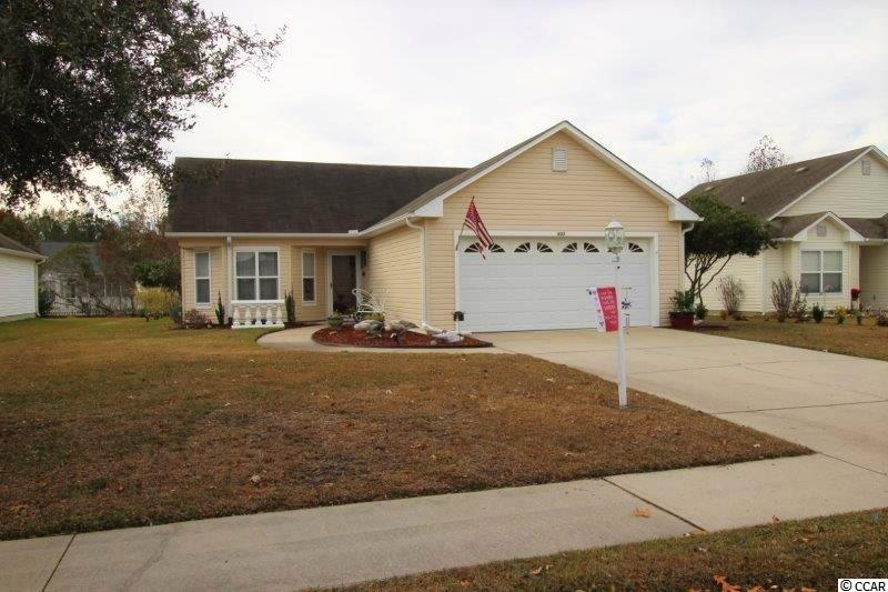 Nicely updated home in a quaint neighborhood of The Retreat, close to everything the beach has to offer!  You will want to see this beauty with laminate floors in living/dining and walk areas, a split bedroom plan, master with walk in closet, tub and shower in bath, and on the back of the home where it is quiet.  Efficient galley style kitchen and beautiful dining area with bay window at the front of the home.  And in the back you will find you three season room perfect just about anytime of the year! Looking for LOW HOA Fees? Ask your agent for the low cost today!