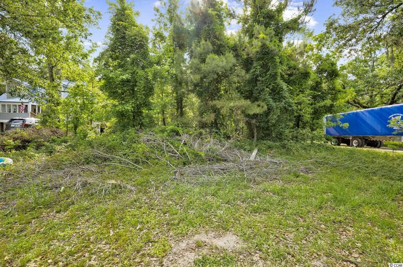 .28 Partially Cleared Acre lot located approximately 15 from dining, shopping and Historical Downtown Conway. Located across from the river. Close to a boat landing. The lot does have Public Water/Sewer.