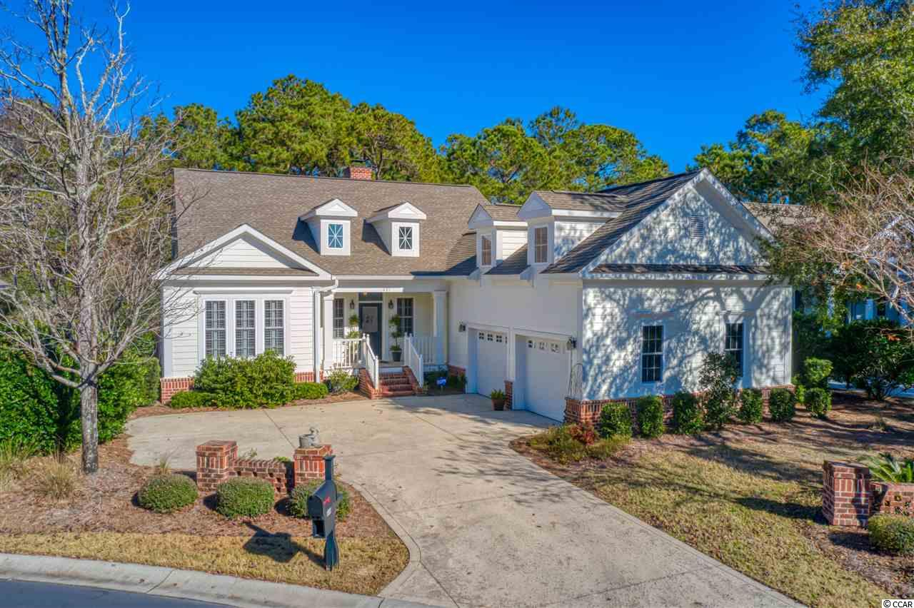 Beautiful home in The Cottages, in The Reserve.  4 bedrooms, 3 baths, open floor plan, very spacious. Granite counter tops, stainless appliances, screened porch. Master suite has luxurious bath with double sinks, jet tub and tiled shower. Enjoy access to the beach at Litchfield by the Sea. Gated access.