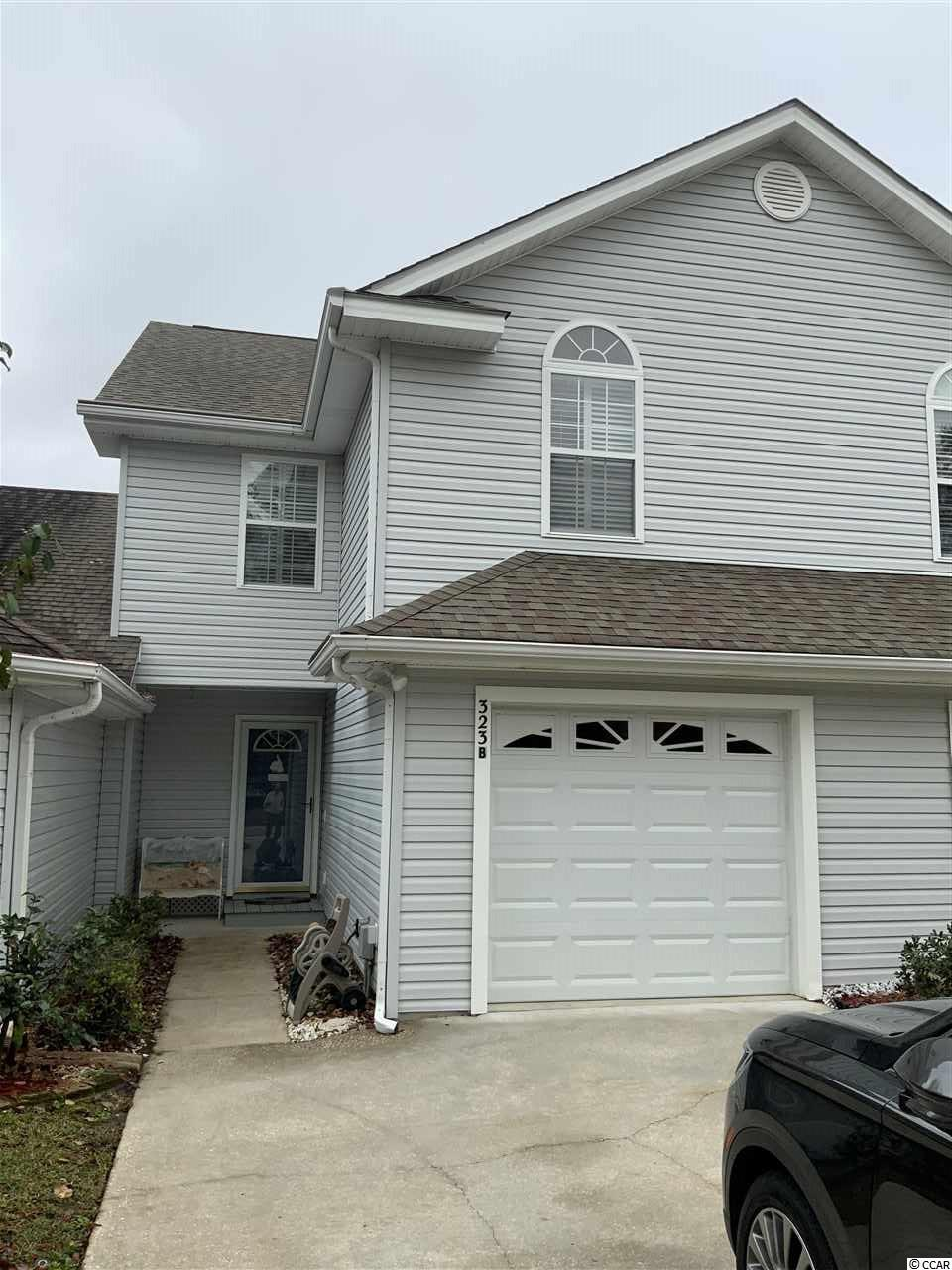 This townhouse has one owner and never been rented.  It is in great condition with 2015 roof and new HVAC in May 2020.  It might need a few updates, but is in pristine condition.  Has a one car garage, and is just a few blocks from the beach.  A perfect permanent residence or a second home getaway to the beach.