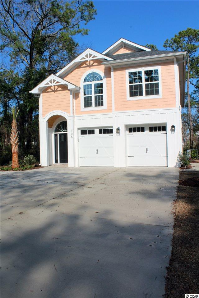 Great Location!  Walking distance to the beach.  This home is the Sand Dunes model from RS Parker homes and features beautiful granite countertops, upgraded baseboards and casing, bull nose corners throughout the home and so much more!  This home is built with may energy efficient features.  Amenities will include a pool.  Close to all the great entertainment North Myrtle beach has to offer. Dining and shopping within a short walk or golf cart ride.  This is a must see property!  All measurements are approximate and not guaranteed.  Buyer is responsible for verification.