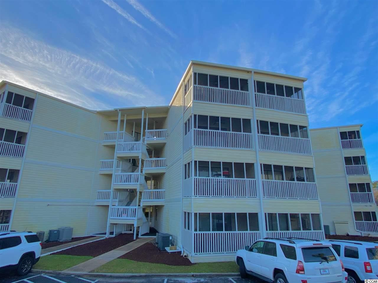 This beautiful, newly renovated 1 bedroom 1.5 bath overlooking the large private pool comes fully furnished and move in ready! This cozy condo is freshly painted with brand new floors, updated appliances, new light and plumbing fixtures, and has access to an elevator. It is located in an Intracoastal Waterway community conveniently located close to shopping areas, local restaurants, healthcare, and the Beach! You can walk right over to your boat at the Marina on the Intracoastal Waterway next door and walk over to enjoy a delicious meal while watching the sunset at the waterfront restaurant! Schedule a virtual or an in-person showing before this one is gone!