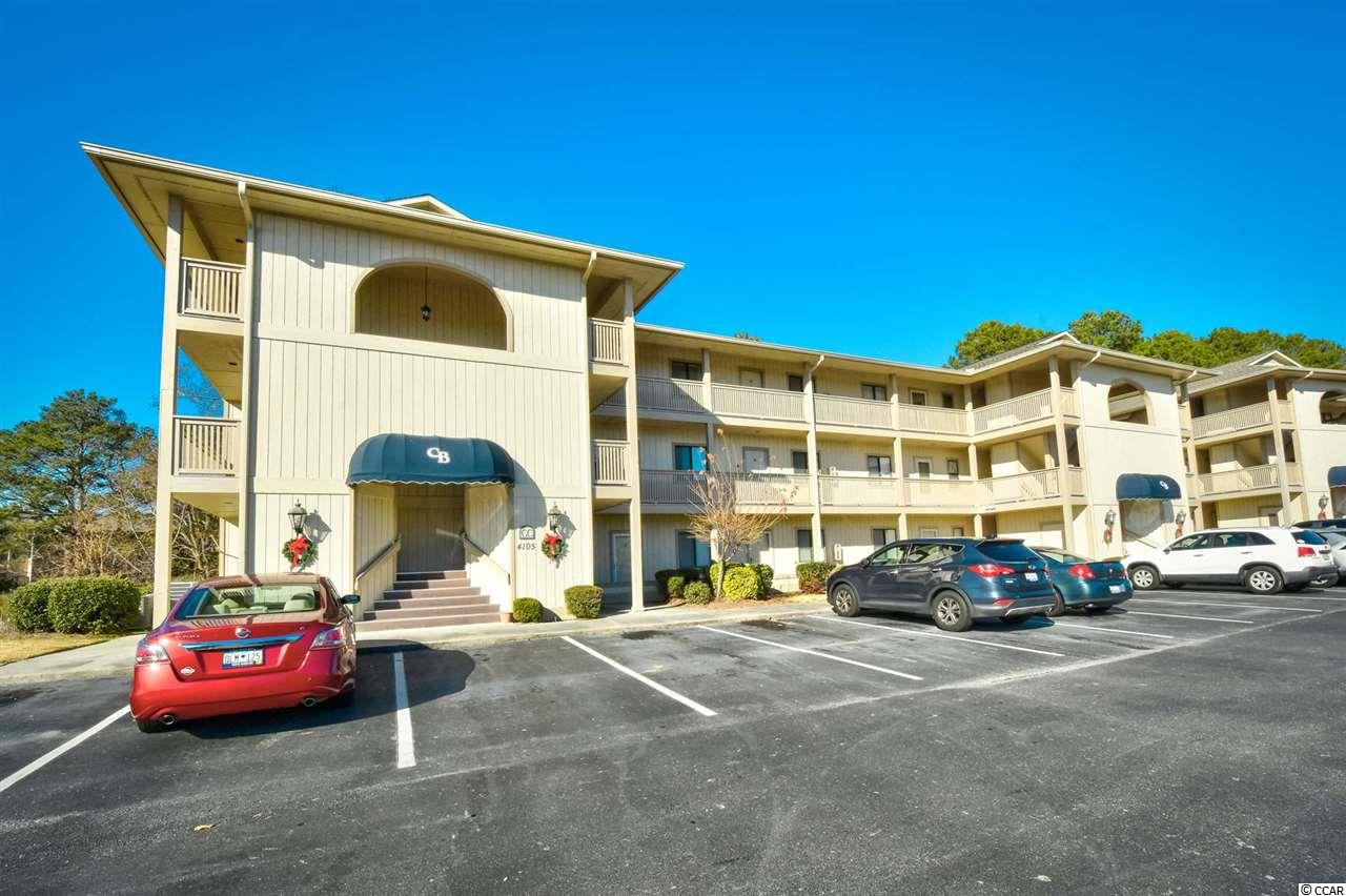 Welcome home to this fully furnished 2 bedroom, 2 bathroom condo in the prestigious community, Cypress Bay. This unit features a spacious open floor plan of the main living areas, with tall vaulted ceilings and a cozy, beach themed decorative touch throughout. The kitchen is equipped with all appliances, a pantry for extra storage, and a breakfast bar leading into the dining and living areas. Each bedroom includes plenty of closet space with access to its own bathroom. Upgrades include a brand new air purification system throughout the entire unit for maximum air quality safety, new microwave, new beds, new recliner, new patio furniture, and a fresh coat of paint. Enjoy afternoons on your screened in balcony, or relaxing at the community amenities. Cypress Bay offers an outdoor pool, hot tub, pool house, and is perfectly situated close to all of the Grand Strand's finest dining, shopping, golf, and entertainment attractions. Whether you are looking for your forever home, a second home near the beach, or your next investment opportunity, you won't want to miss this. Schedule your showing today!