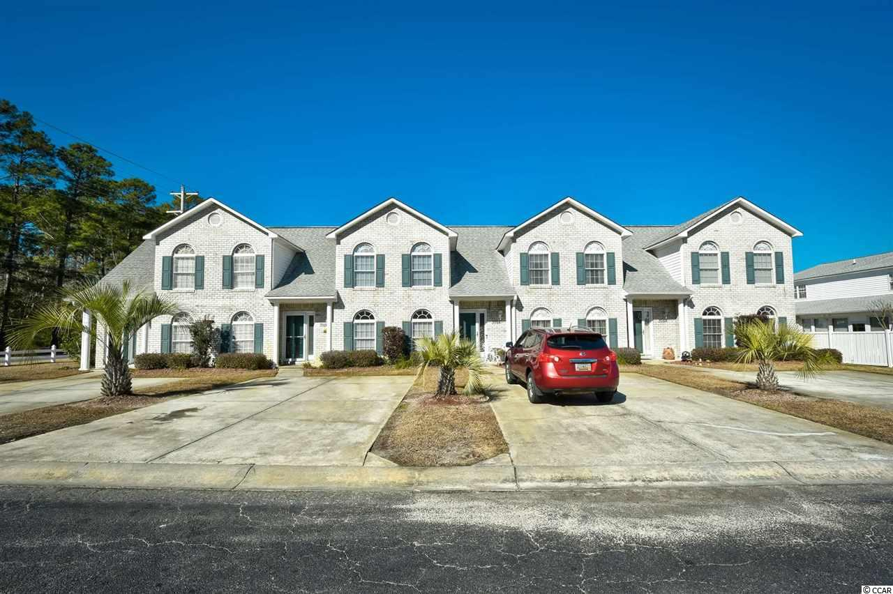 Take a look at these rare listing in Tybre Downs, currently no other units on the market. Located in the heart of Little River, a short drive from Cherry Grove Beach. This townhouse features BRAND NEW floors, HVAC and much more. This 3 bedroom features the master bed on the 1st floor, located on a cul-de-sac, no carpet on the main level, and an enclosed screened porch. This highly sought after Tybre Downs has one of the best all around HOAs. Located minutes away from the top entertainment, shopping and dining that Little River and North Myrtle Beach has to offer. Don't miss your chance to see.