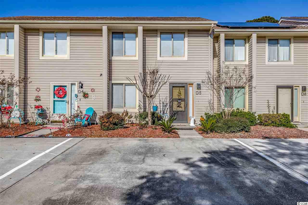 This split level unit with two bedrooms and two in a half bathrooms is located in the popular Baytree II development in Little River. Well maintained and several recently updated items. The unit has been freshly painted, NEW: ceiling fans, appliances and carpet. The lower level includes a kitchen that looks into the living space, half bathroom and sliding glass doors that lead to a patio. Upstairs you'll find two spacious bedrooms, an abundance of natural light, and two bathrooms that are connected to each room. This townhome is centrally located to all that the beautiful Little River community has to offer; golf, restaurants, entertainment, shopping and home of the annual Blue Crab Festival. Make this your home away from home or an investment opportunity!
