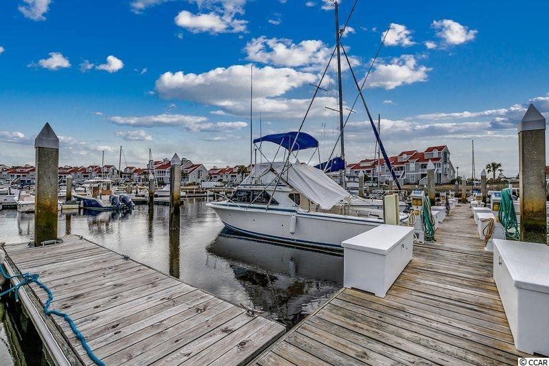 30 ft. boat slip in Mariner's Pointe.  Slip 94 comes with a dock box, and water and electric. Enjoy the pool, hot tub, clubhouse , 24 hour surveillance,  tennis courts and all the other amenities that the beautiful community of Mariner's Point has to offer. This is the closest marina to the Atlantic Ocean!  Don't miss out on this affordable deal!