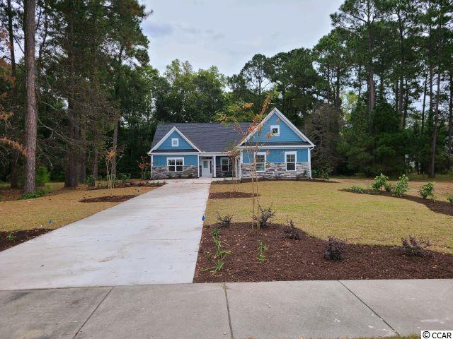 Wild Wing Plantation offers 2 Golf Courses, Clubhouse, 3 Pools, Splash Zone and Water Slide, Kid's Playground, Picnic Area, Fitness Room, Lighted Tennis Courts, Basketball Court, 180 Acres of Freshwater Lakes, Private Community Day Docks with Boat Ramp and Parking, and On-site Boat and RV Storage. This under construction home is the Marsh Bay D4 Model.