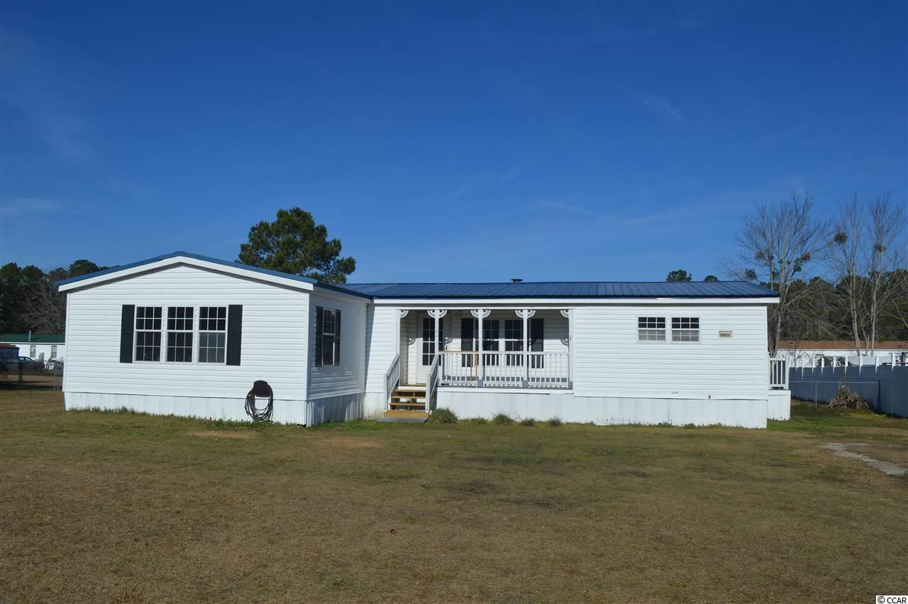 Come and see this 3 bedroom, 2.5 bath triplewide home on 0.33 acres. Home needs some TLC but can be a great home or investment.