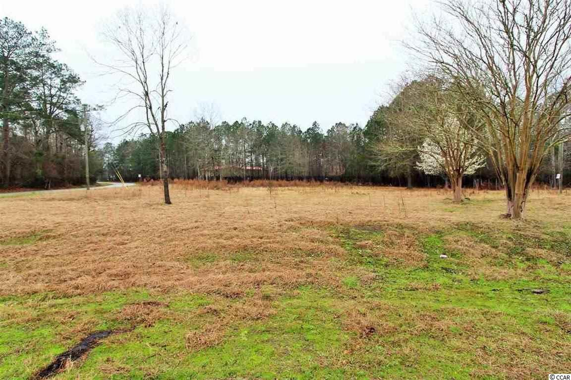 Great corner lot located off of Embassy Lane in Conway! This lot is zoned for manufactured, mobile, and stick built homes. Lot is a short drive to Downtown Conway, and access to the Waccamaw River. Lot is also near International drive that gives direct access to Myrtle Beach. Be the buyer! Don't miss this opportunity to become Conway's newest resident!