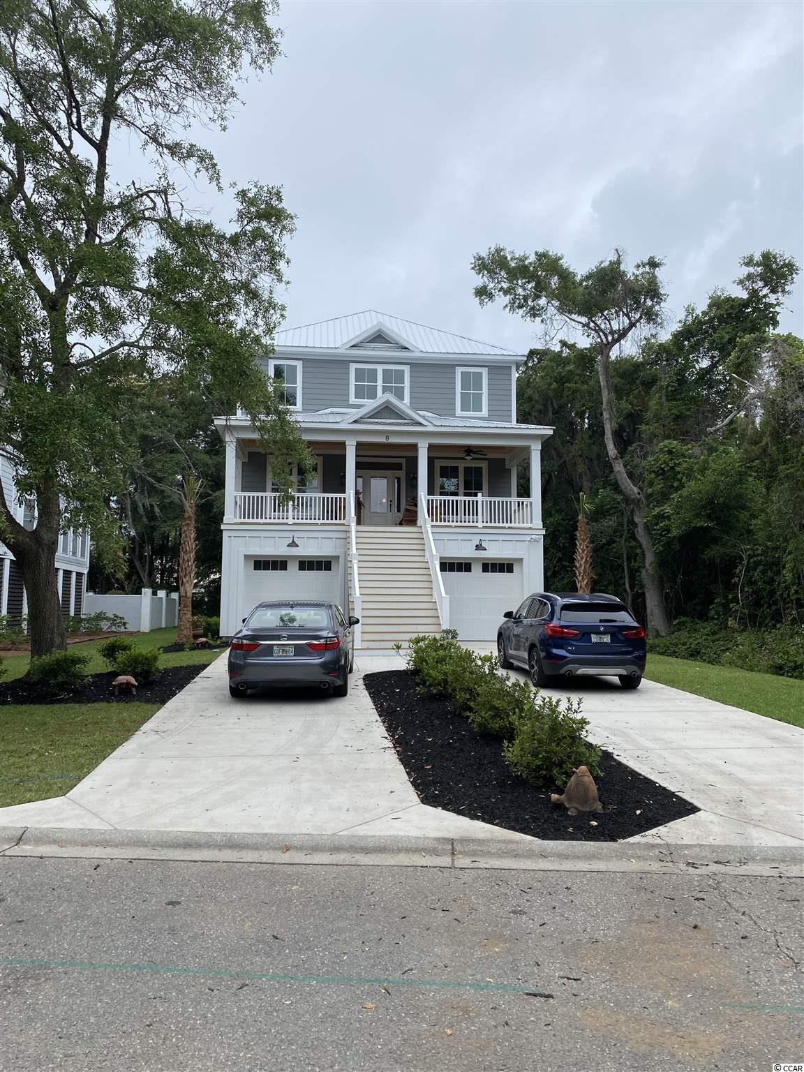 Brand New Construction. Still time to Personalize and Picks some features and Colors. House is in final phases of construction and will be ready to move into early spring. Private Community with Gate and Code. Make sure to check out the Community dock to Pawleys Island Creek where residents keep their creek kayaks, paddleboards and other creek toys!   Owner is an SC licensed realtor